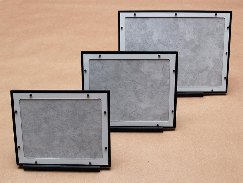 Modern frames for modern sizes